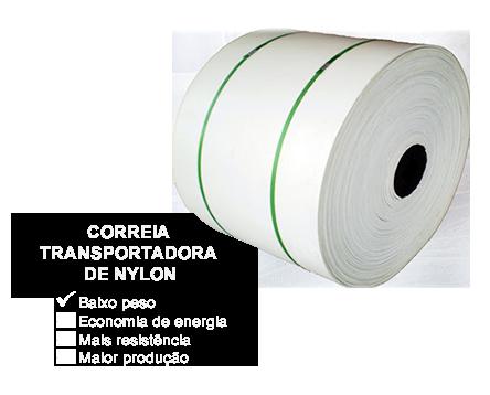 Correia Transportadora Nylon